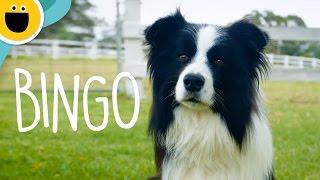 B-I-N-G-O | Nursery Rhyme Remix (Sesame Studios)