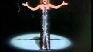 Dalida-je suis malade ( live )