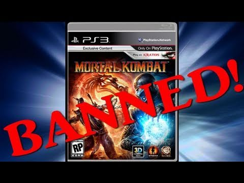 Mortal Kombat Banned In Australia Mortal Kombat Demo