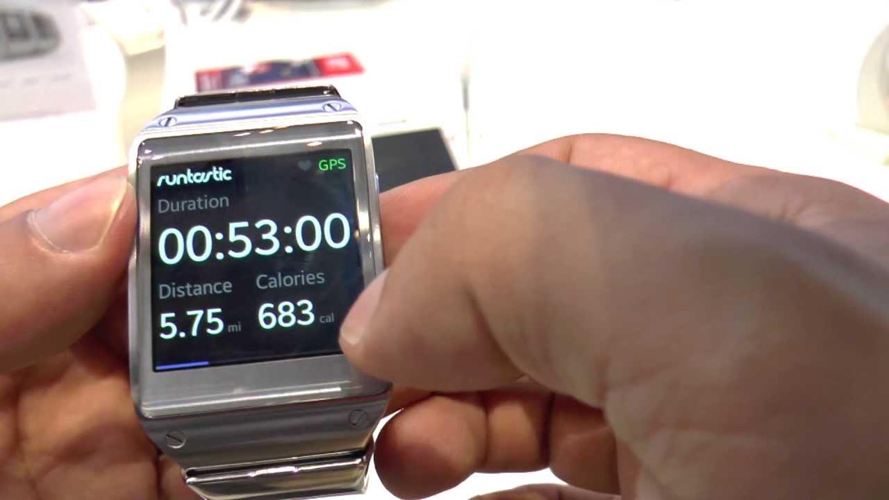 ccde36b70510f Samsung Galaxy Gear'ı Kullandık - YouTube
