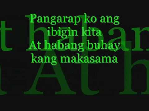 Habang Buhay Kitang Mamahalin - 204 rhyme production with Lyrics (rap)