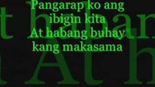 Repeat youtube video Habang Buhay Kitang Mamahalin - 204 rhyme production with Lyrics (rap)