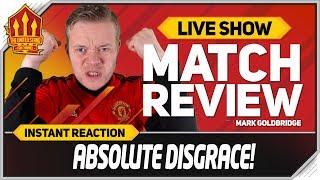 Goldbridge! Everton 4-0 Manchester United Match Reaction thumbnail
