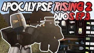 APOCALYPSE RISING 2 - DUOS EP. 3 (ROBLOX)