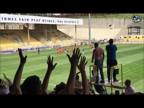 2.Lig Kırmızı Grup 31.Hafta   Bucaspor'umuz - Afyonspor Maçı   45' İlyas'ın Penaltı Golü ve Sevinci