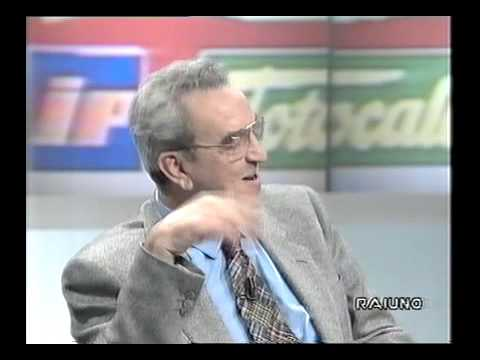 La Domenica Sportiva - Paolo Maldini e Cesare Maldini 24/04/1994