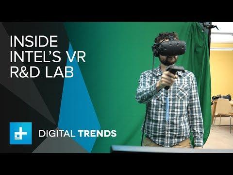 Inside Intel's VR Center of Excellence