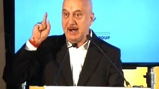 I will vote for Rahul if he becomes one tenth of Modi_ Anupam Kher at The Telegraph National Debate