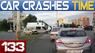 Car Crash Compilation - August 2016 - Episode #133 HD