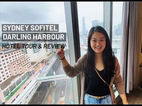 Sydney Sofitel Darling Harbour - Hotel Tour&Review - ROOM UPGRADE - STUNNING VIEW OF DARLING HARBOUR