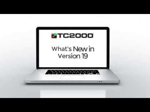 What's New In TC2000 Version 19
