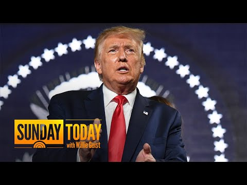 Andrea Mitchell: Why Was No Action Taken After Russian Bounty Briefing? | Sunday TODAY