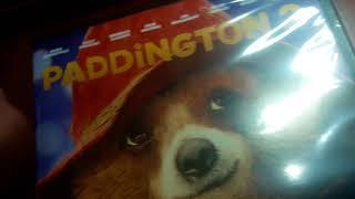 Paddington 2 DVD Unboxing