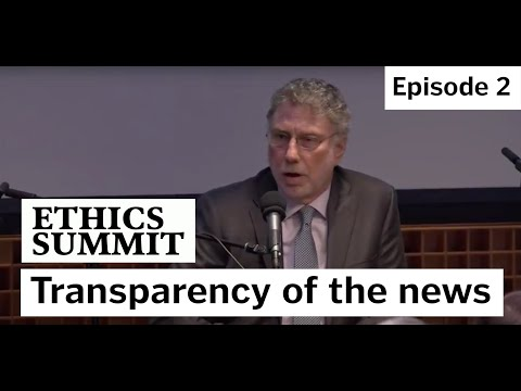 Marty Baron on trust, transparency and demystifying the news