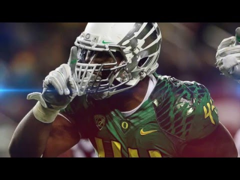 DeForest Buckner Highlights || Pac-12 Defensive Player of the Year