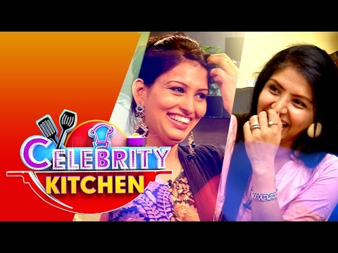 Actresses Vandhana & Priya Dharshini In Celebrity Kitchen (24/05/2015)