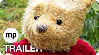 CHRISTOPHER ROBIN Clips & Trailer Deutsch German (2018)