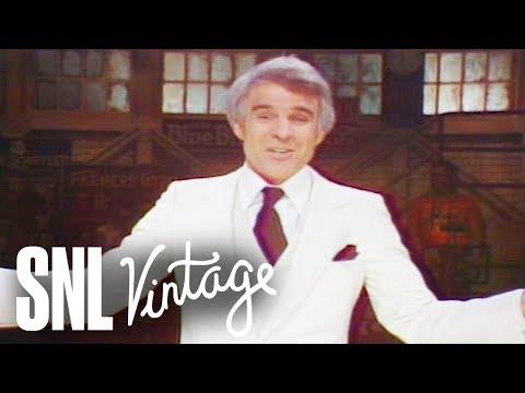 Steve Martin Monologue with Bill Murray - SNL