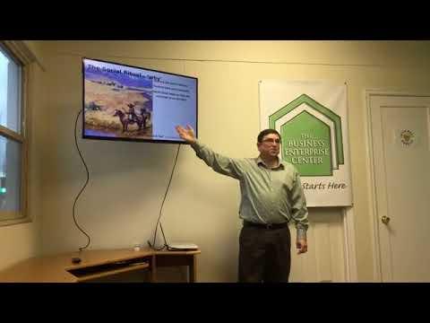 Boost Biz Ed Oregon 03-08-2018 Boost Your Social Confidence by Scott Weaver