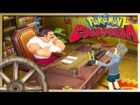 Bürgermeister Grand! Let's Play Pokémon Colosseum [Blind German Nuzlocke] #4