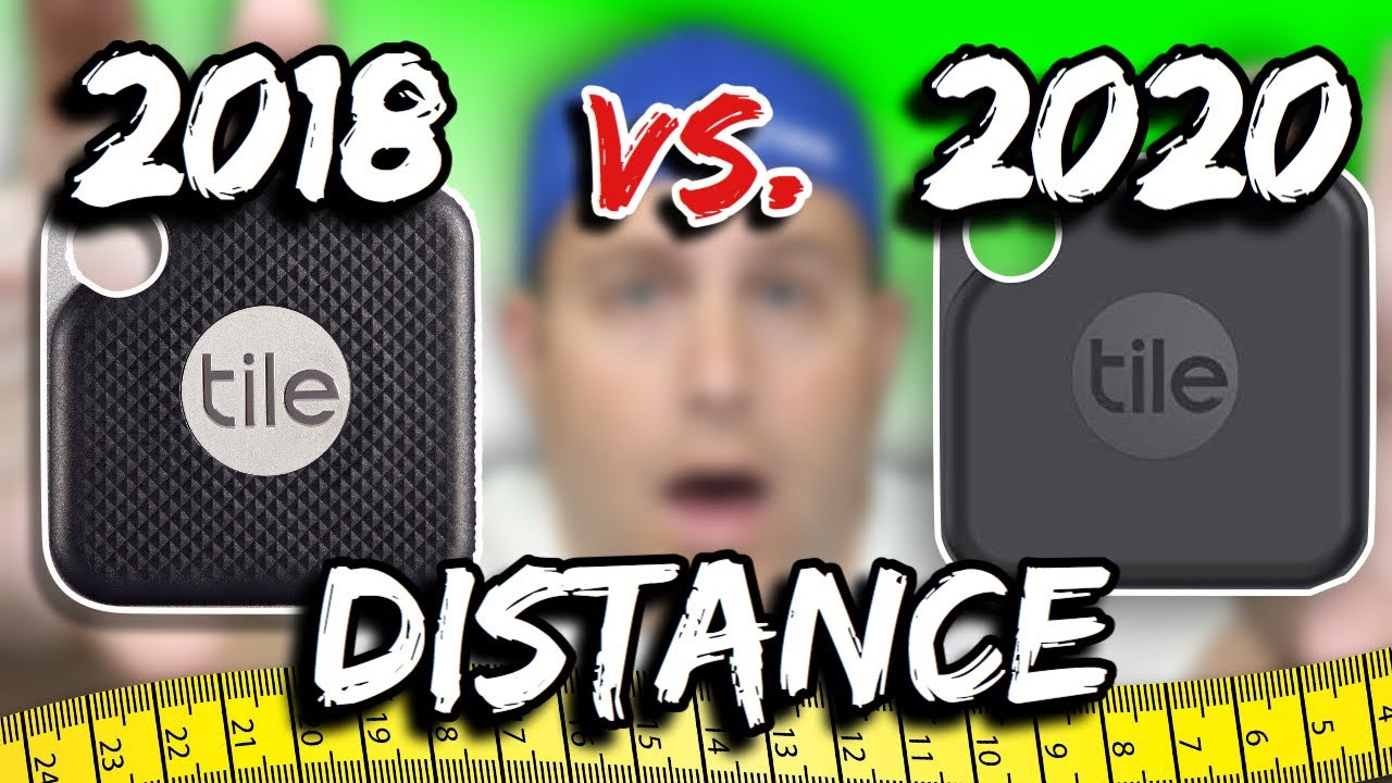 incredible range tile pro tracker 2018 vs tile pro 2020