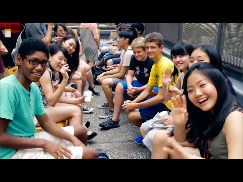 TUJ High School Summer Program in Tokyo, Japan