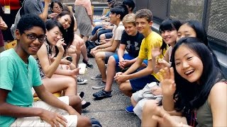 TUJ High School Summer Program in Tokyo, Japan