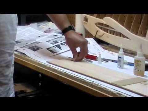 Building a Control Line Trainer Part I
