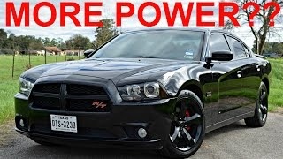 Does Fuel Make A Difference? 89 Octane Vs. 93 Octane Test - 5.7l Hemi Dodge Charger