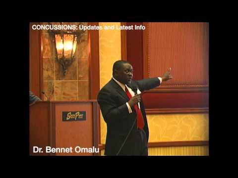 IFV 2013 Dr. Bennet Omalu on CTE and Brain Injuries