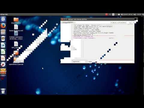 Tutorial Para Crear Un Canal Seguro IRC En Linux