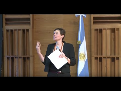 Argentinian Ministry for Science, Keynote - 22 Apr 2016