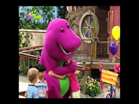 Barney Ik Hou Van Jou Avi Youtube