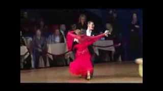 Спортивные бальные танцы. Вальс