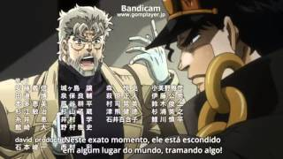 TVアニメ「ジョジョの奇妙な冒険」第3部 1話 3/3