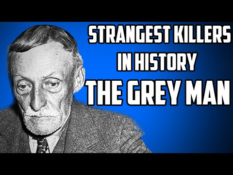 Albert Hamilton FISH The Grey Man | Bizarre Or Not