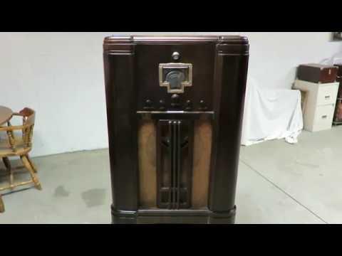 1936 RCA Victor Radio Model 10K
