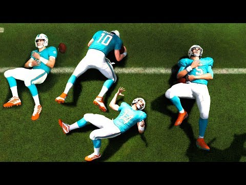 What Happens If EVERY Quarterback Gets Injured In Madden 20?