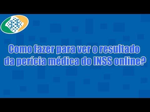 Como ver o resultado da perícia médica do INSS online