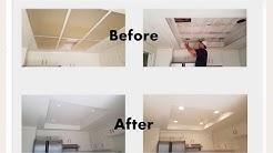 Upgrade Kitchen Lighting to Recessed LED Lights - Orange County, Ca