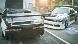 Best of Nissan Silvia SR20 Sounds S13,S14,S15