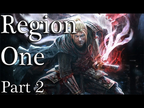 Nioh Playthrough | REGION ONE - Part 2 (Boss timestamps in description)
