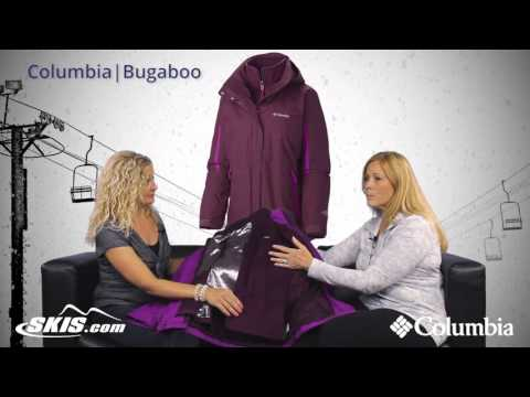 2016 Columbia Bugaboo Womens Jacket Overview By SkisDotCom