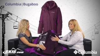 2016 Columbia Bugaboo Womens Jacket Overview by SkisDotCom