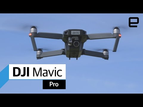 DJI Mavic Pro: Hands On