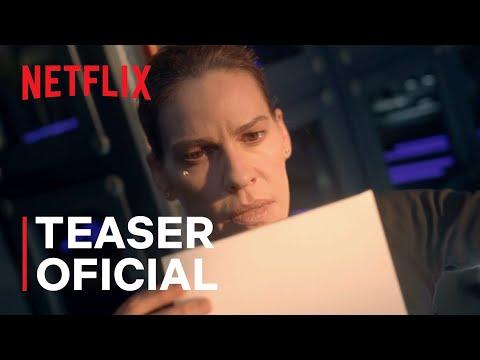 Away   Teaser oficial   Netflix