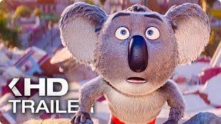 Sing ALLE Trailer  Clips German Deutsch 2016