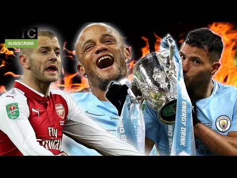 ARSENAL RELAX, THE CARABAO CUP IS WORTHLESS | Irish Guy's Football Rant