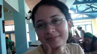Intervjuo: Esperantistino el Nikaragvo (IJK 2010, Kubo)