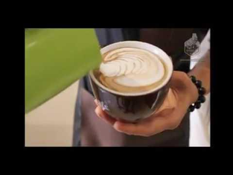 Barista Coffee School - Latte Art Collection